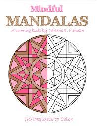 mindful mandala coloring book u2013 local gift shop