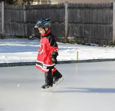 rad sports dad 2 the backyard rink dad