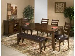 Mango Dining Table Intercon Kona 6 Mango Wood Dining Room Set Hudson S