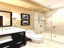 beige and black bathroom ideas black wooden vanity sink on ceramics flooring house bathroom ideas
