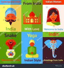 india travel culture religion yoga symbols stock vector 215540086