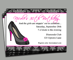 birthday elegant birthday invitations ideas paperni