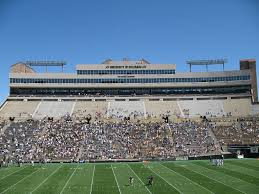 Folsom Field Map Folsom Field Football Sports Seating Charts