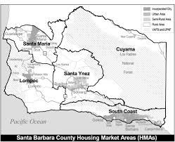 Santa Barbara Map Housing Trust Funds