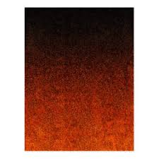 faded orange color postcards zazzle
