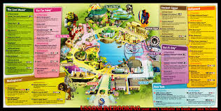 Map Universal Studios Hollywood Uss Map My Blog