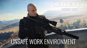 Challenge Unsafe Hitman 4k Unsafe Work Environment Challenge The Vector Bradley