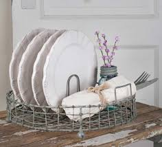 vintage inspired dish rack u2013 vintage farmhouse finds