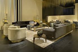 Fendi Living Room Furniture by The Fendi Casa Collection Presented At The Paris Maison U0026 Objet