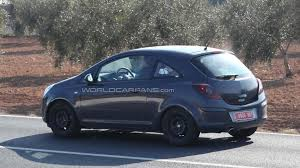 opel corsa 2004 blue opel could return to the u s report