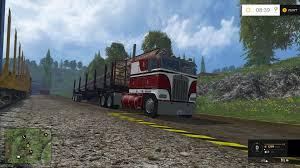 kenworth k100 kenworth k100 truck v2 farming simulator 2017 2015 15 17