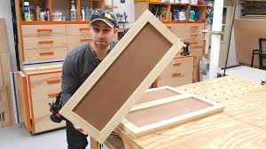 how to make simple shaker cabinet doors easy diy cabinet doors can i make shaker doors with only 3 big tools