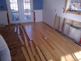 how to install laminate flooring on concrete basement floor