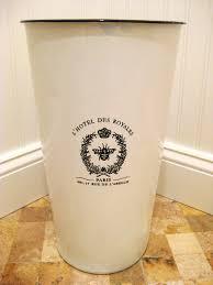 Bathroom Waste Basket by Hamptontoes Wastebasket Options