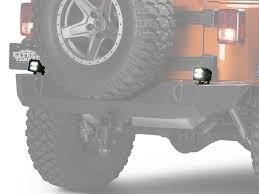 jeep wrangler backup lights raxiom wrangler auxiliary backup light kit j102635 87 18 wrangler