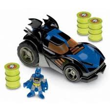 imaginext batmobile with lights fisher price imaginext dc super friends batmobile walmart com