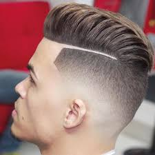 fades haircuts with designs top men haircuts
