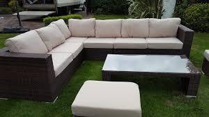 Large Corner Sofa Rattan Furniture Large Corner Sofa Set U2013 Ropa Entertainments