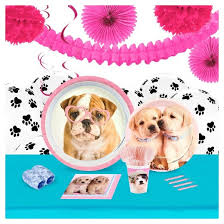 puppy party supplies rachael hale dogs party supplies collection target