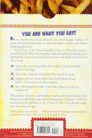 How To Make A Book Report Example Chew On This Everything You Don T Want To Know About Fast Food