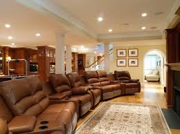 free ranch house plans nice finished small basement ideas free house plans with homes