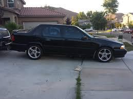 volvo station wagon 1998 98 s70 t5 motor swap to u002706 2 5r da black bish performance