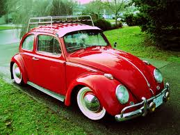 volkswagen old red sold l19k yukon yellow u002767 beetle beetles vw beetles and