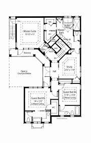 spanish style home plans hacienda style house plans new modern spanish with interior