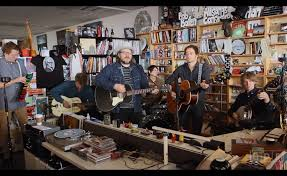 Npr Small Desk Npr Uses 360 Degree To Invite Viewers To Wilco S Tiny Desk