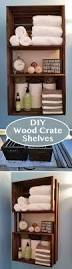 Wooden Crate Shelf Diy by 19 Creative Diy Wood Crate Project Ideas How To Repurpose Old