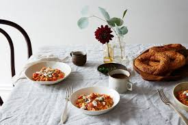 Anthony Bourdain Scrambled Eggs How To Make Turkish Style Scrambled Eggs Menemen