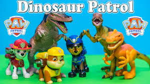 paw patrol nickelodeon paw patrol dinosaurpatrol jurrasic