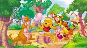 winnie pooh piglet disney cartoon honey pot hd desktop