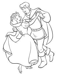 snow white 5 coloringcolor com