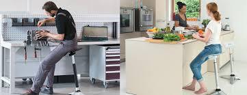 stehhilfe küche wie ergonomische stehhilfen deinen arbeitstag gesünder gestalten
