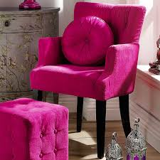 Chenille Armchair Vogue Fuchsia Chenille Chair Architecture U0026 Interior Design
