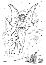 christmas bible christmas story coloring pages bible