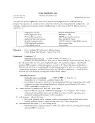 Hr Generalist Resume Samples by Hr Manager Resumes Free Resume Example And Writing Download