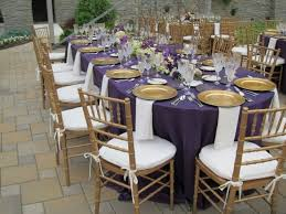 gold charger ps event rentals