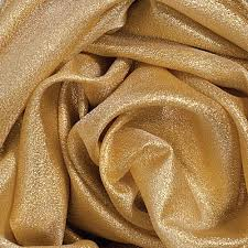 gold fabric gold glitter taffeta fabric shindigz