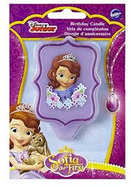 sofia the candle wilton 2811 2106 sofia the birthday candle
