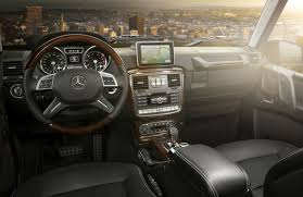 G Wagon 6x6 Interior Why Do So Many Celebrities Drive The Mercedes Benz G Class