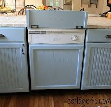building a dishwasher cabinet creating a built in look for your dishwasher i recently painted my
