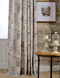 cafe kitchen curtains polyester cotton drapes home decoration