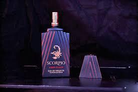 Le Journal Du Parfum Parfum Homme Scorpio Vertigo Youtube