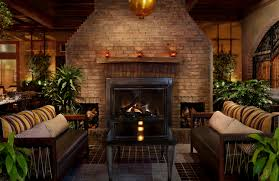 best restaurants u0026 bars with a fireplace cbs los angeles