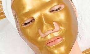 Collagen Mask gold collagen mask groupon goods