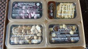 Snacks Delivered Snacks Delivered Through The Door A Review Of Graze Com