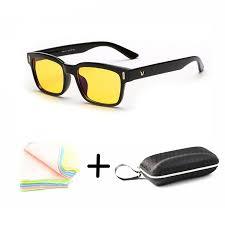 glasses that block fluorescent lights protective glasses anti glare anti uv anti blue rays genius