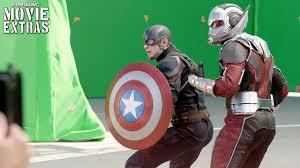 scenes captain america civil war 2016